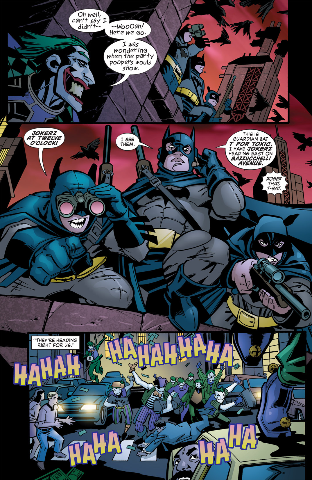 Detective Comics (1937) Issue #868 Page 13