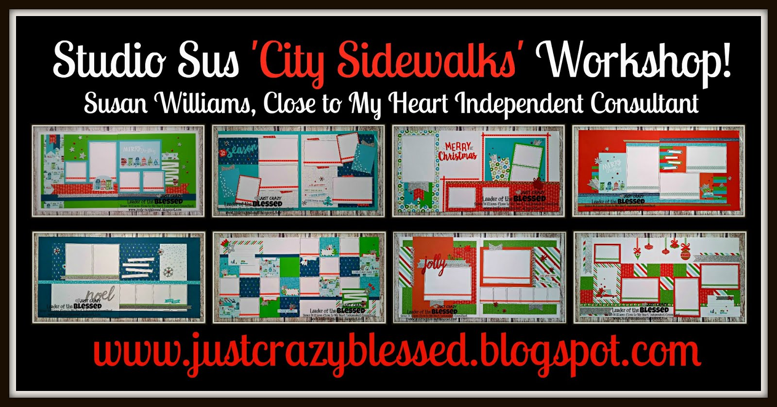 'City Sidewalks' Workshop!