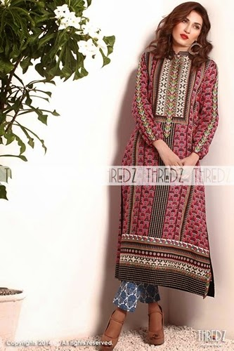 Thredz EID Collection 2014-15