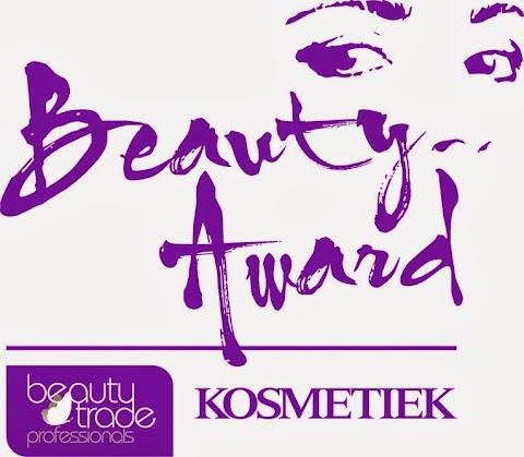 Genomineerden Beauty Award 2014 zijn bekend!