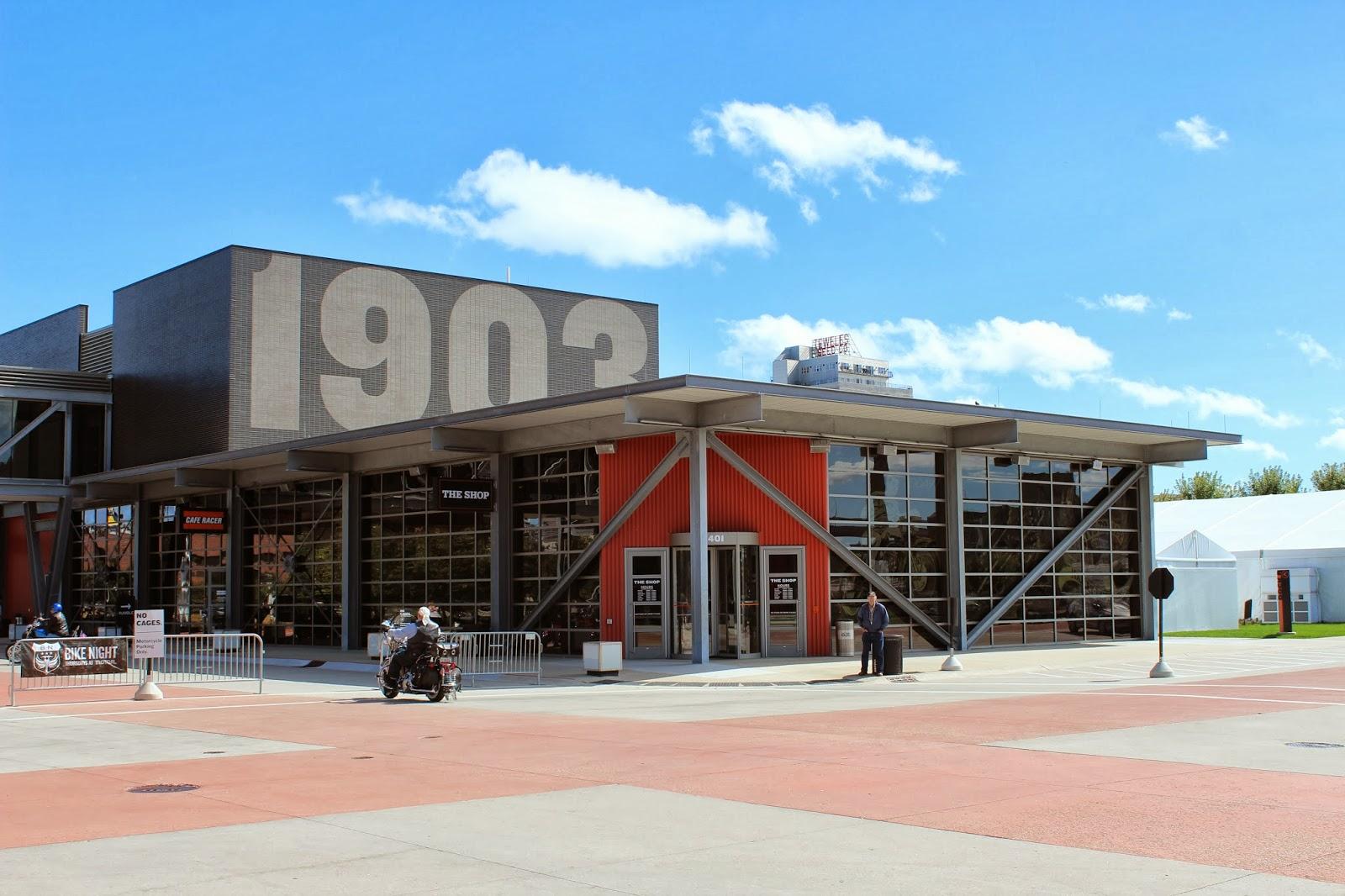 Harley-Davidson Museum Milwaukee