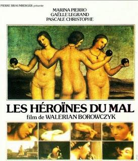 Immoral Women 1979 Les héroïnes du mal