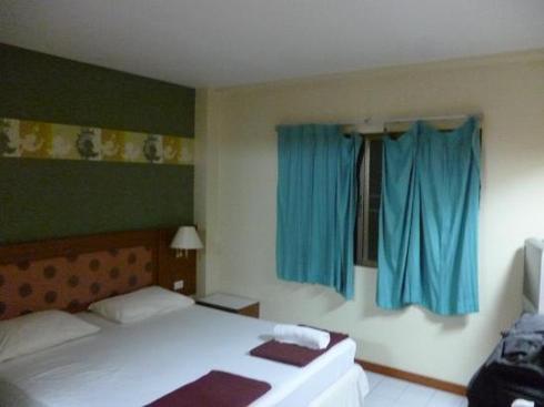 Sunwest Apartment Phuket Thailand Bedroom
