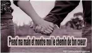 phrase d'amour qui touche un homme