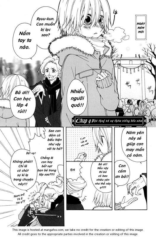 Boku no Ushiro ni Majo ga Iru Chap 9 - Next Chap 10