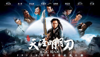 Nonton The Magic Blade 2012 sub indo