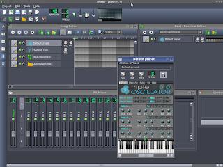 LMMS screenshot