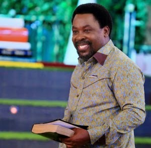 PROPHET T.B JOSHUA: FAITH WORKS BY LOVE