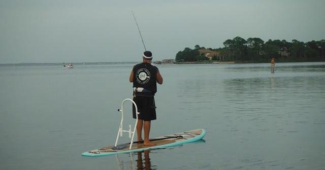 Paddle destin full moon paddle destin for Surf fishing destin fl