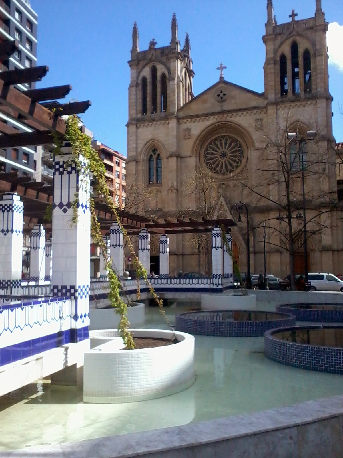gijon asturias fuente