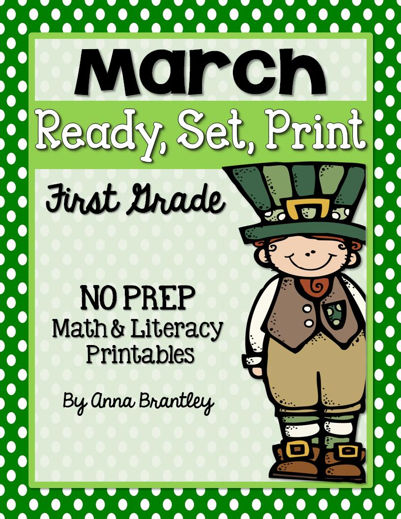 http://www.teacherspayteachers.com/Product/Ready-Set-Print-March-Math-and-Literacy-Printables-1137515