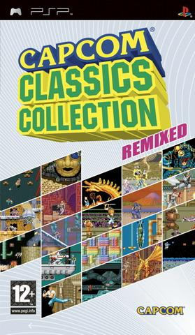 Capcom Classics Collection Remixed [PSP][ING][FLS 1 LINK]