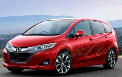 Tampilan Terbaru Mobil Honda Jazz Terungkap!