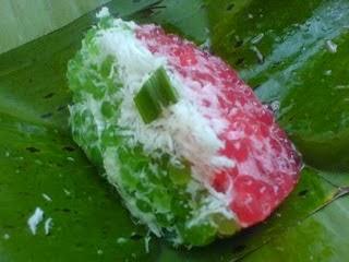 Resep Kue Awug-Awug