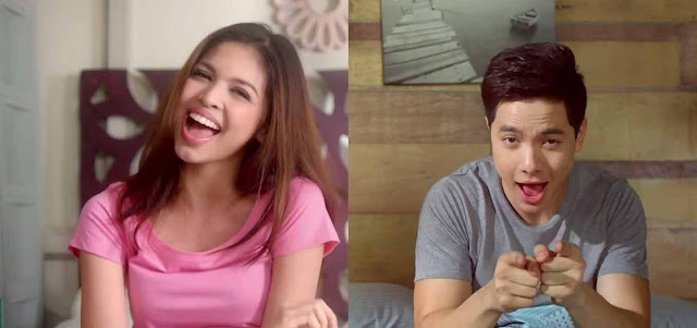 AlDub's McDonalds Extended Television Commercial
