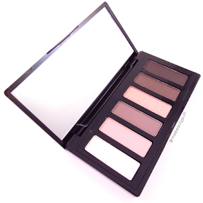studio gear cosmetics warm nudes palette - the beauty puff