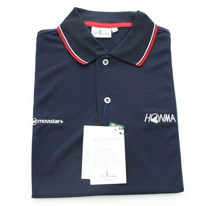 200f0a8d24319 Los polos y jerseys con el logotipo de la afamada marca Japonesa Honma  estarán a la venta en breve en exclusiva en las tiendas de Castellana golf.