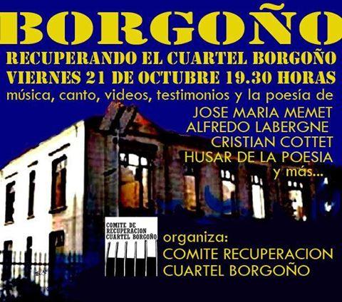 INDEPENDENCIA: RECUPERANDO EL CUARTEL BORGOÑO