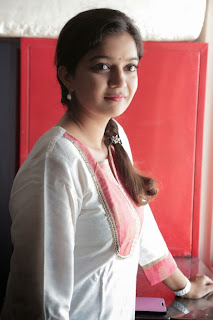 Swathi Latest Picture Gallery in Jeans at Anthaka Mundu Aa Taruwatha (AMAT) 50 Days Function