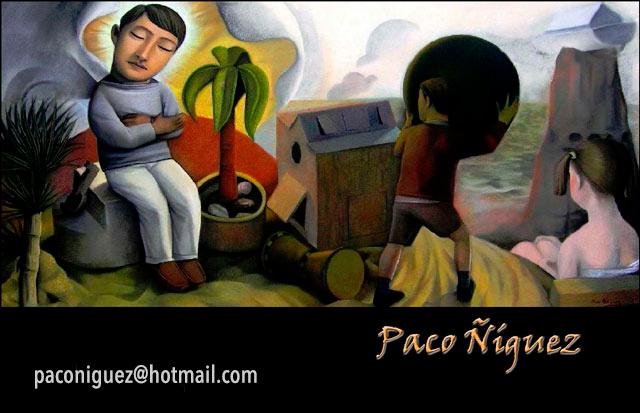 Paco Ñíguez - Pintura