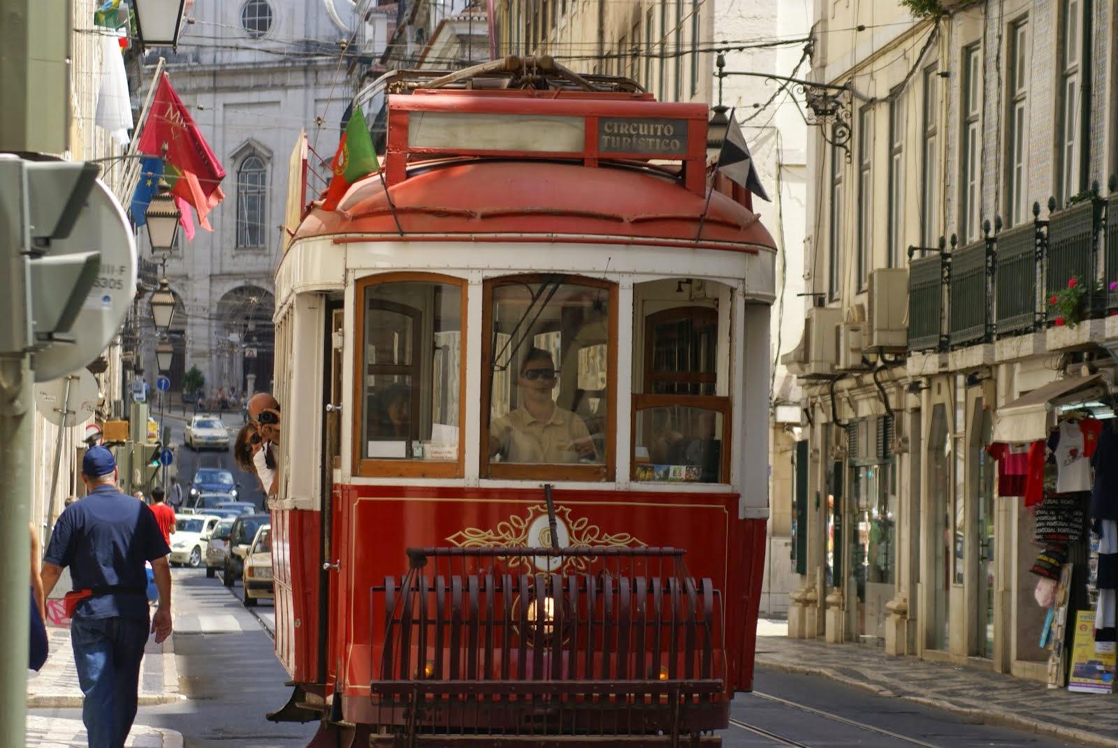Mon récit de voyage à Lisbonne