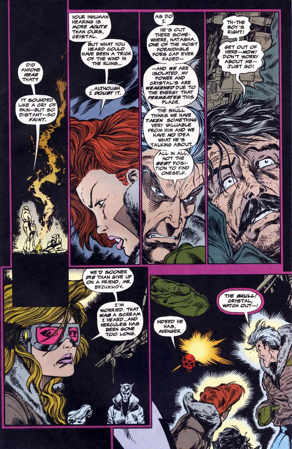 Captain America (1968) Issue #439c #391 - English 10