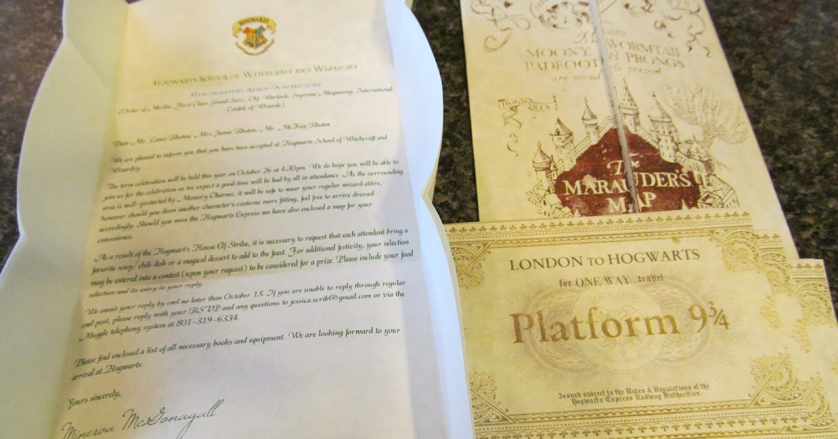 a little bit of everything  harry potter halloween  party invitations