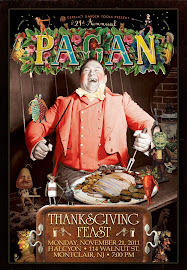 21st Annual Pagan Thanksgiving Dinner