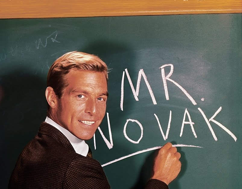 """Mr. Novak"" made its mark on television, and..."
