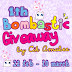 1th Bombastic Giveaway By Cik Amabee