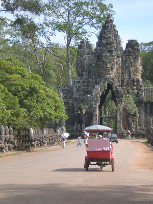 A Tour to Angkor Wat