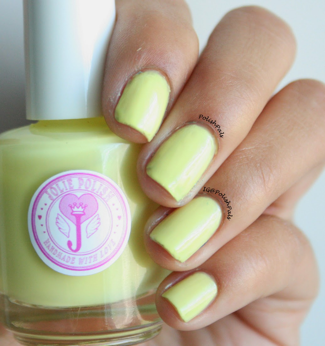 Yellow, Is It Me You Lookin' For? by Jolie Polish