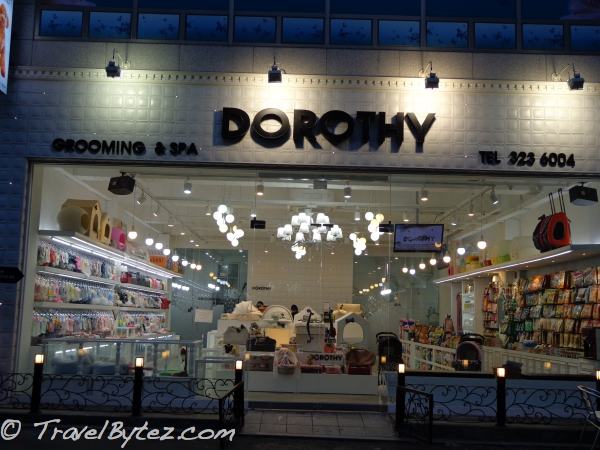 Hongdae Pet Grooming and Spa