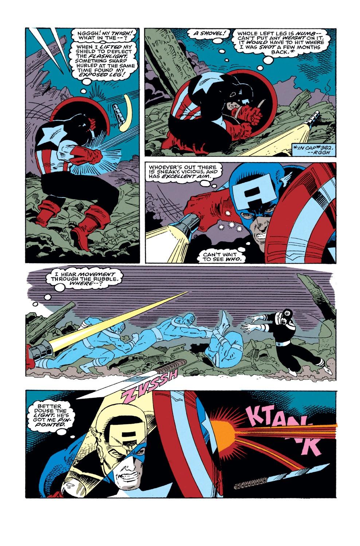 Captain America (1968) Issue #374 #307 - English 3