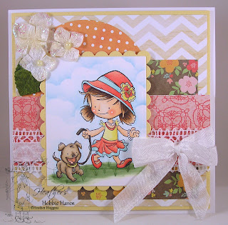 Heather's Hobbie Haven - Maya's Best Friend Card Kit