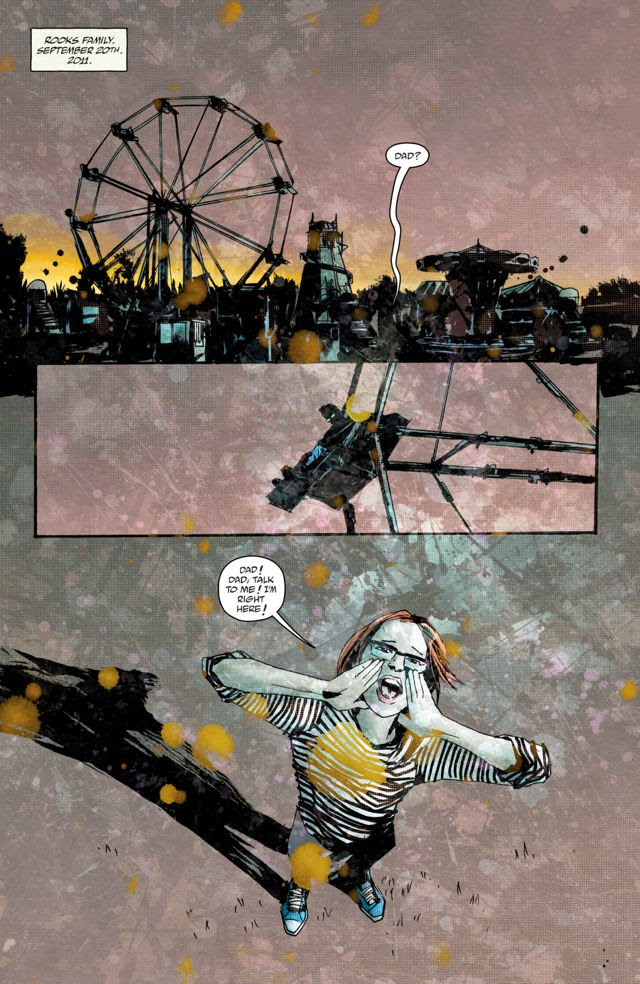 The Rooks have a dark history in Wytches