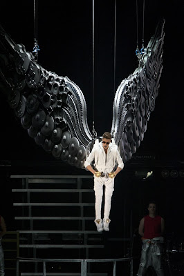 Justin Biber at the NIA Birmingham 2013 27/02