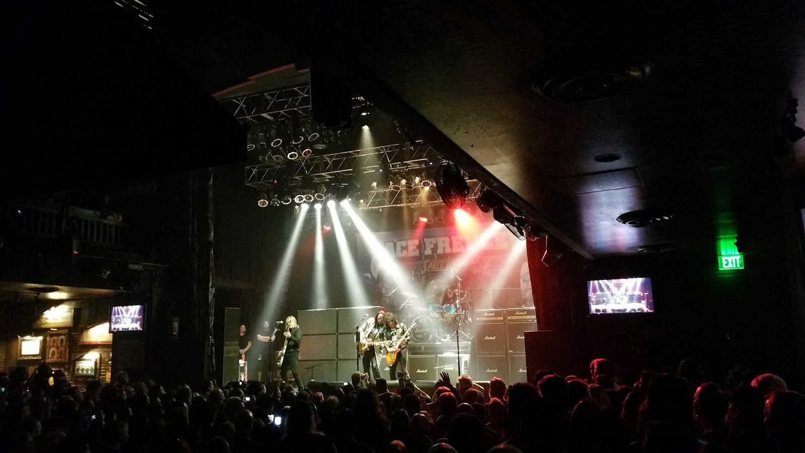 Ace frehley invades anaheim an ace frehley show review decibel geek ill admit i was more than a little nervous in the days leading up this show by all accounts ace was playing great but was still having some kristyandbryce Gallery