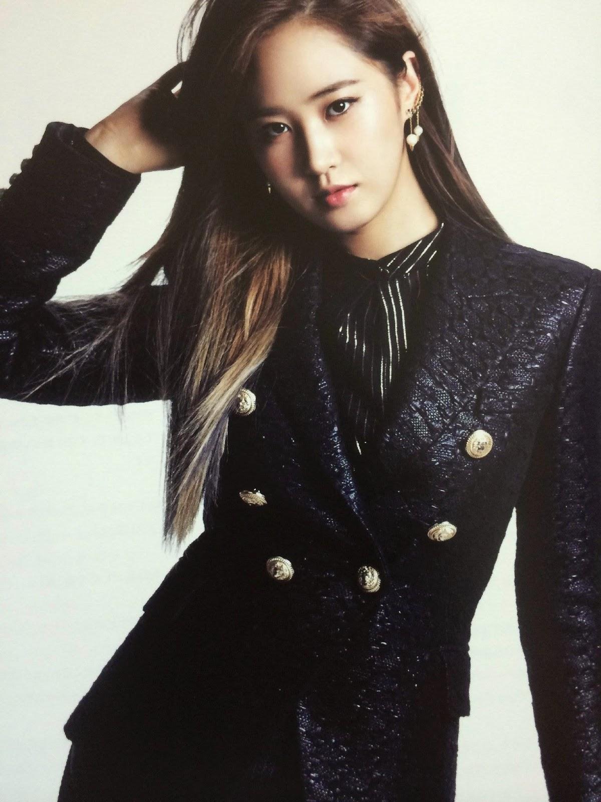 SNSD Yuri (유리; ユリ) Girls Generation The Best Scan Photos 3