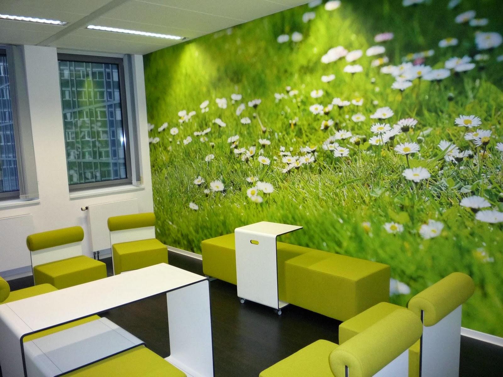 Fotomurales impresos en tejido no tejido decoraci n de - Donde decorar fotos ...
