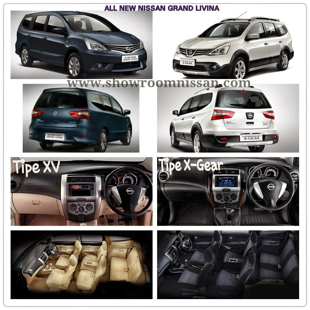Harga Spesifikasi Nissan Grand Livina
