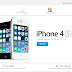 iPhone 5 kini tidak lagi dijual di laman web Apple Store Malaysia