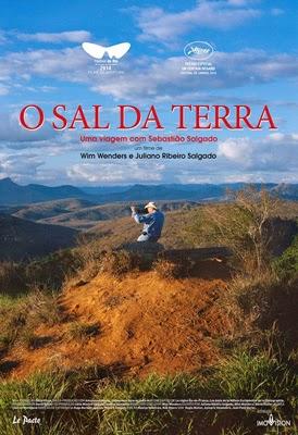Oscar 2015 - O Sal da Terra