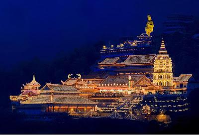 (Malaysia) - Penang - Kek Lok Si Temple