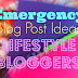 Emergency Blog Post Ideas for Lifestyle Bloggers