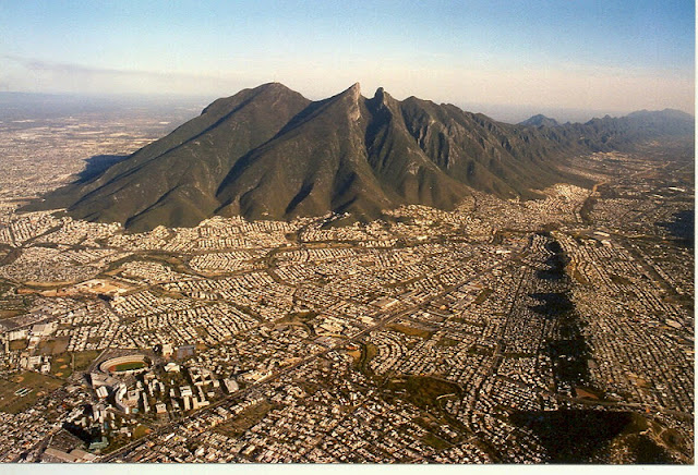 Lets Go To Monterrey Mexico