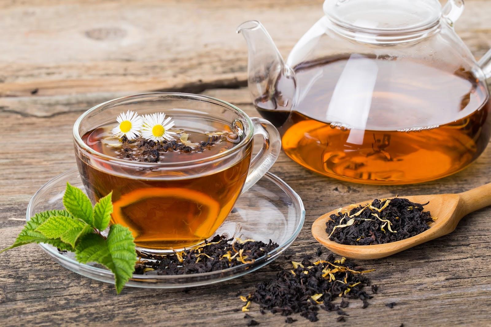 Купить чай в интернет-магазине с доставкой по России