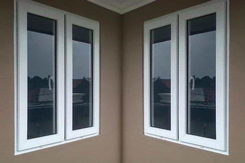 jendela rumah sederhana