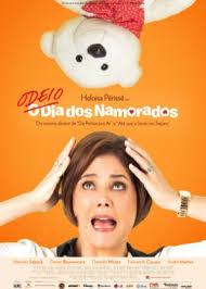 """Poster do filme """"Odeio o Dia dos Namorados"""""""