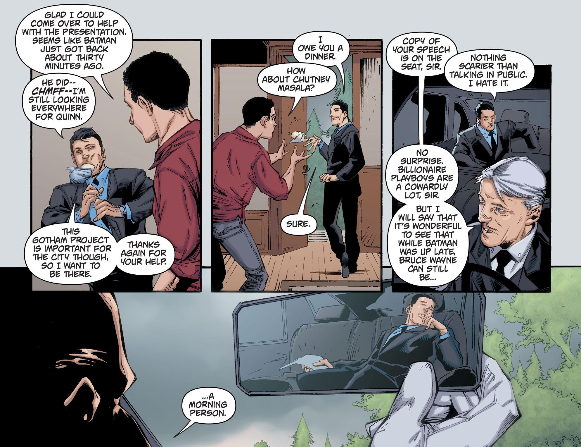 Batman: Arkham Knight [I] Issue #7 #9 - English 14
